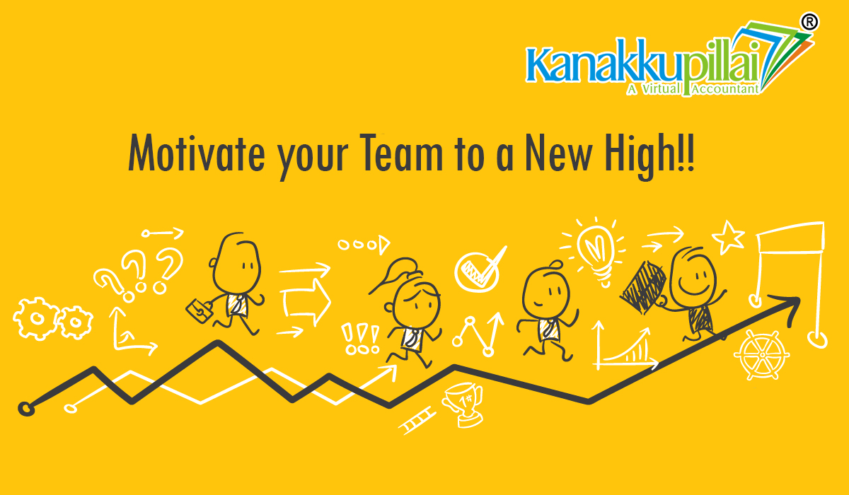 Motivate your Team to a New High