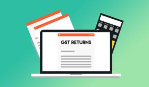 Final GST return