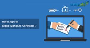 How to ApplDigital-Signature-Certificate-DSC-In=India