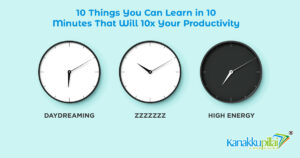 10-Things-You-Can-Learn -n-10-Minutes-That-Will-10-times-Your-Productivity